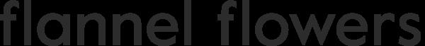 flannel flowers brand logo